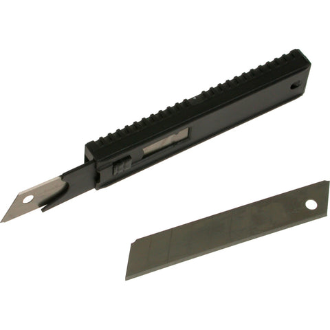 BLACK RHINO | Quick Change Snap-off Knife Blades - 10 Pack