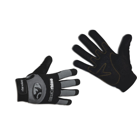 BLACK RHINO | RHINODUTY Heavy Duty Synthetic Leather Work Gloves - Pair