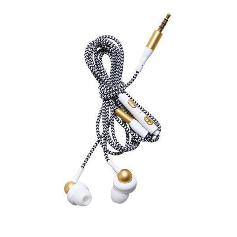 KREAFUNK | Agem Earphones - White **Discontinued - Limited Stock**