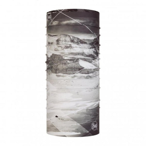 BUFF® | Original Multifunction Tubular Neckwear Mountain Collection - Jungfrau Grey