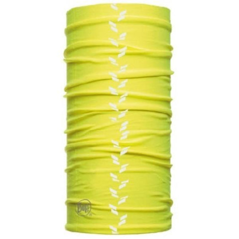BUFFWEAR® | Original Reflective Multifunction Tubular Neckwear - Yellow Fluro