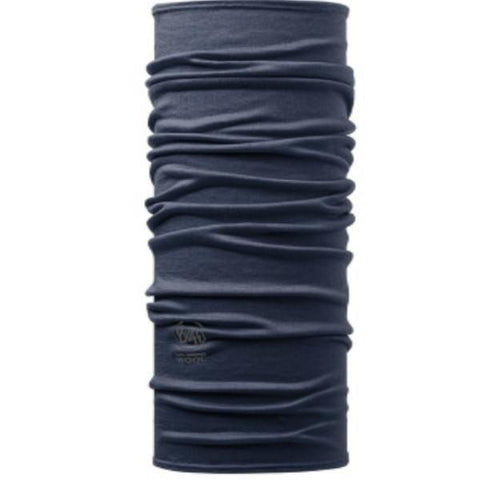 BUFF® | LW Merino Wool Tubular Neckwear - Solid Denim