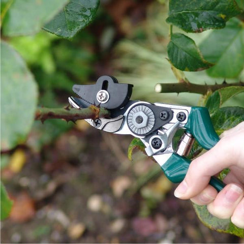 BURGON & BALL | Rose Garden Pruner - Cut and Hold