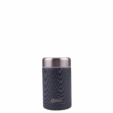 Oasis | Stainless Insulated Food Flask 450ml - Graphite