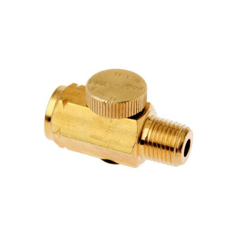 Speed Regulator - Brass - 1/4""