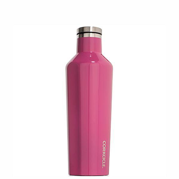 CORKCICLE | Stainless Steel Insulated Canteen 16oz (470ml) - Pink