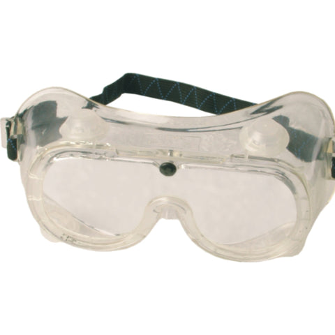 CONTRACTOR | Clear Safety Work Goggles