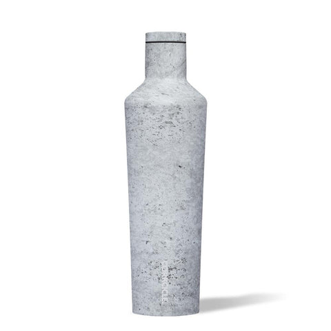 CORKCICLE | Stainless Steel Insulated Canteen 25oz (740ml) - Concrete