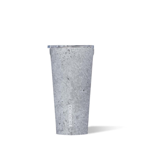 CORKCICLE | Tumbler 16oz - Concrete