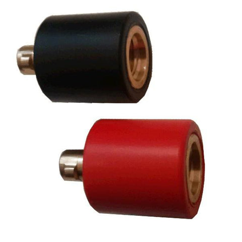Keztek WeldBrush Cord Adaptor - TB Dinsi Male to DX Female - set
