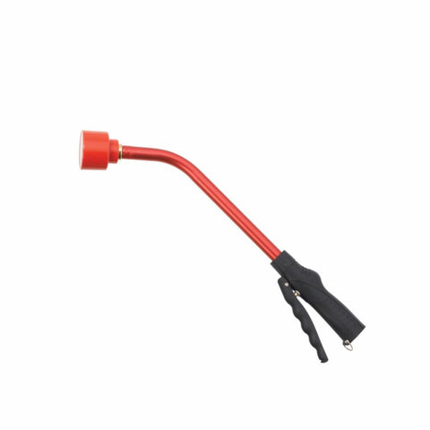 "DRAMM | 16"" Touch N Flow Rain Wand Watering Tool - Red"