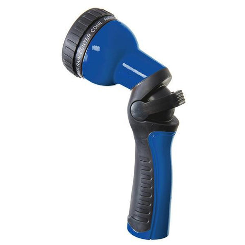DRAMM | One Touch Revolution Handheld Watering Spray Gun - Blue
