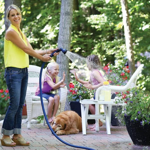 DRAMM | One Touch Revolution Handheld Watering Spray Gun - Berry