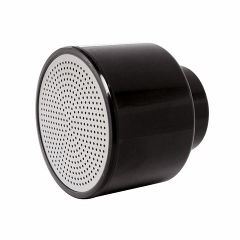 DRAMM | Cycolac Plastic Water Breaker - 400 Holes - Black