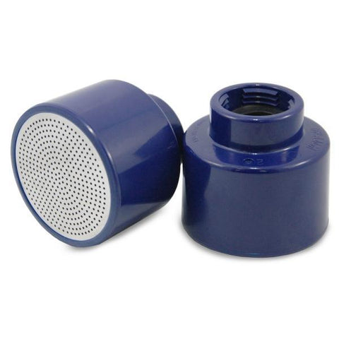 DRAMM | Cycolac Plastic Water Breaker - 400 Holes - Blue