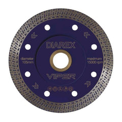 DIAREX | VIPER Turbo Diamond Blade