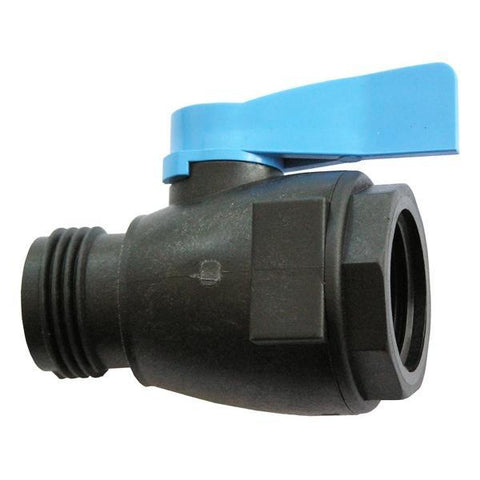 DRAMM | Heavy Duty Plastic Shut-off Valve