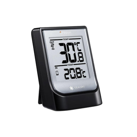OREGON SCIENTIFIC | EMR211X Bluetooth App Enabled Wireless Indoor/Outdoor Thermometer w/ Ice Alert