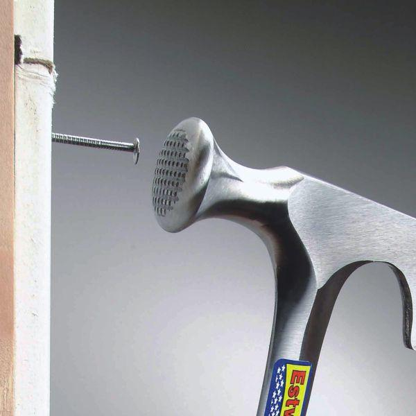 Estwing Drywall Hammer : Estwing drywall hammer milled face shock reduction grip