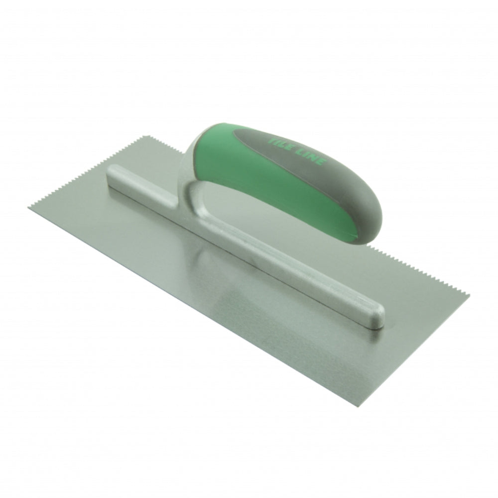 "Tileline ""V"" Notched Trowel - Professional Series"