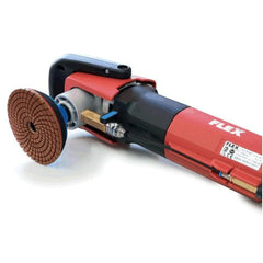 FLEX Wet Variable Speed Polisher 1150W - LE12-3100WET on angle