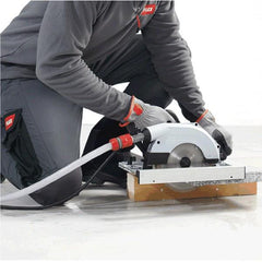 FLEX CS 60 Wet Diamond Saw in use