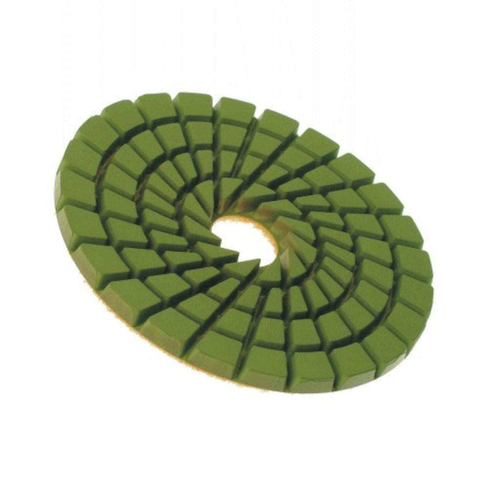 Stonex Flexible Long Life Wet Polishing Pad - 100mm x 5mm