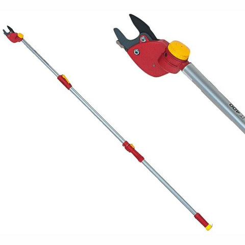 WOLF GARTEN | POWER Dual Cut Bypass Tree Lopper - Telescopic
