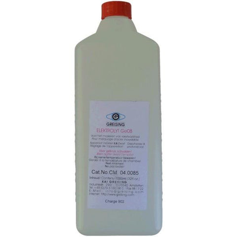 Keztek WELDBrush GE08 Marking Fluid - 500ml