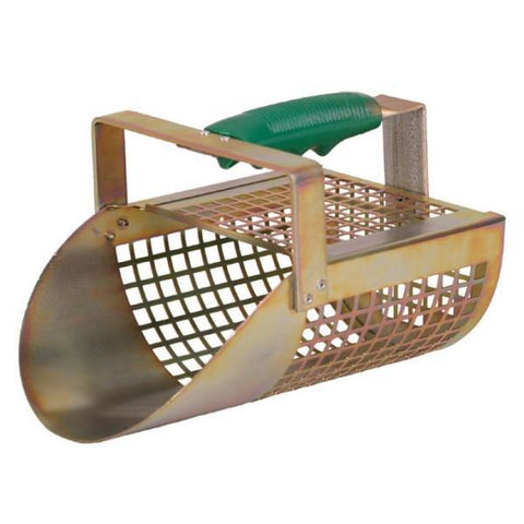 GARRETT | Sand Scoop - Galvanized Metal
