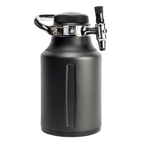 GROWLERWERKS | UKEG GO 64 Carbonated Insulated Growler - Tungsten
