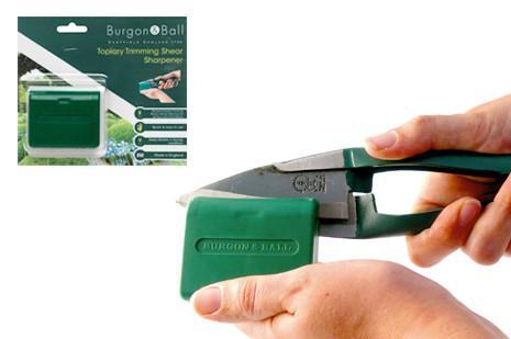 BURGON & BALL | Topiary Trimming Shear Sharpener