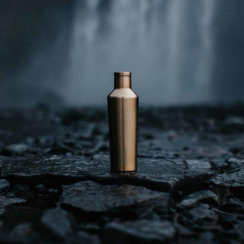 CORKCICLE | Stainless Steel Insulated Canteen 16oz (475ml) - Copper