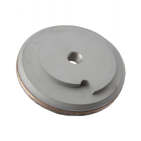 DTEC Graphite Edge Wheel - Snail Lock - 100mm Dia.