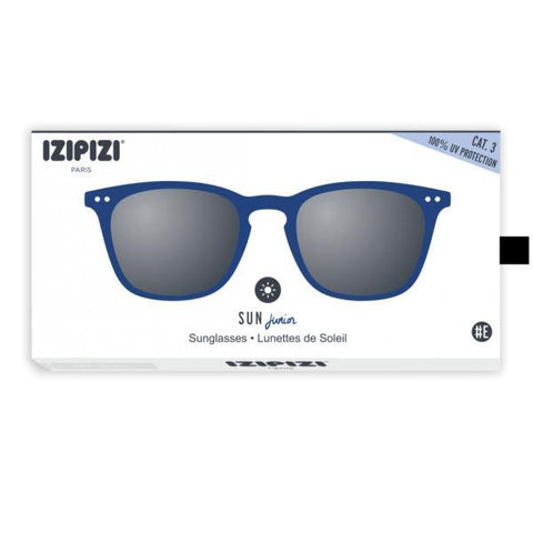 IZIPIZI PARIS |  Sun Junior STYLE #E - Navy Blue (3-10 YEARS)