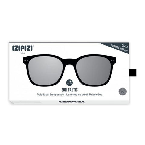 IZIPIZI PARIS | Sun Nautic Sunglasses - Black