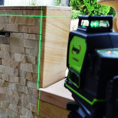 Imex 3D Multi-Line Laser With 3 x 360° Lines - Green Beam