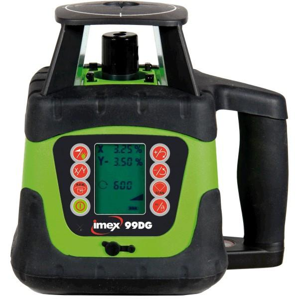 Imex 99DG Dual Grade Rotating Laser Level