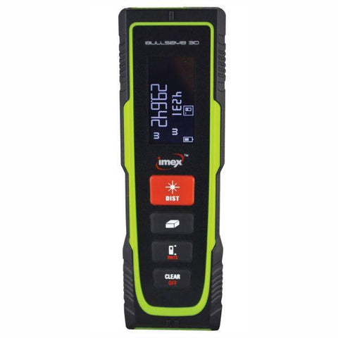 Imex Bullseye 30 Laser Distance Measurer