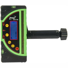 Imex LRZ100 mm Rota Receiver and Bracket, Green/Red