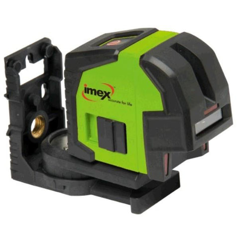 Imex LX22 2 Line CrossLine Laser with Plumb Dot/Plumb Up - Red Beam