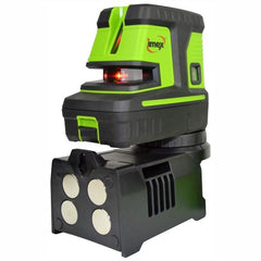 Imex LX25P 5 DOT 2 Line Laser Level - Red Beam Series 111