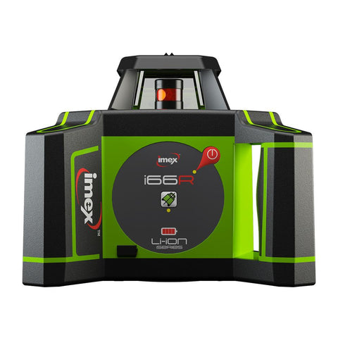Imex i66R Rotating Red Beam Laser - Horizontal only