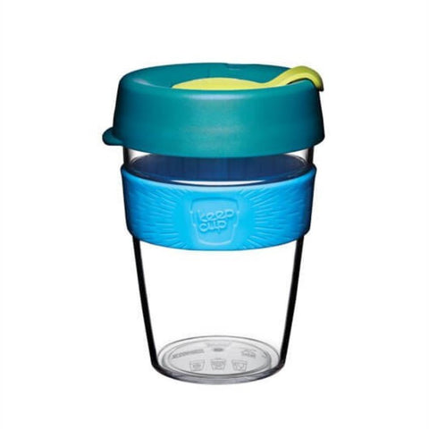 KEEPCUP | ORIGINAL CLEAR Changemakers Ozone 8oz 12oz 16oz