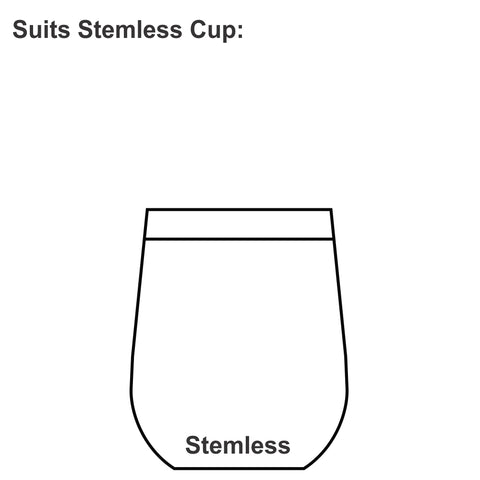 CORKCICLE | Replacement Lid - Suits STEMLESS 12oz (355ml) Insulated Cup / Mug