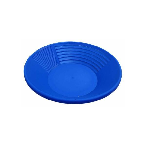 KEENE | Gold Prospecting Pan Blue - 10""