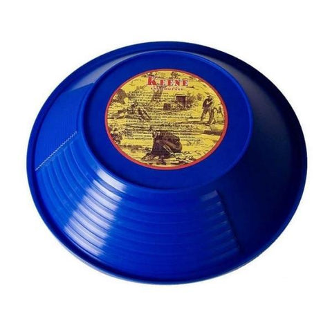 KEENE | Gold Pan Blue - 14""