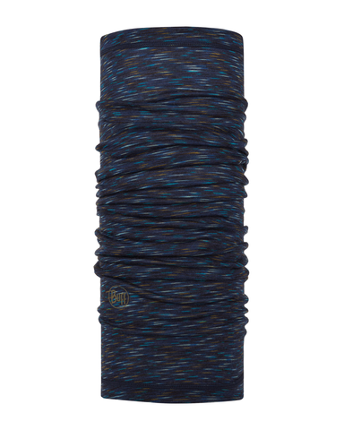 BUFF® | LW Merino Wool Neckwear - Denim Multi Stripes