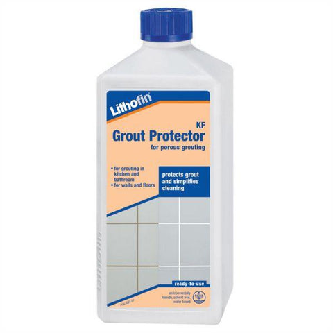 Lithofin KF Grout Protector - 500ml