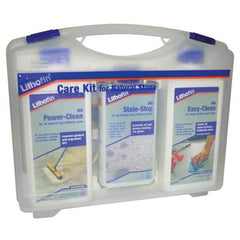LITHOFIN | MN Care Kit BE for benchtops - Easy-Clean, Stain-Stop, Power-Clean